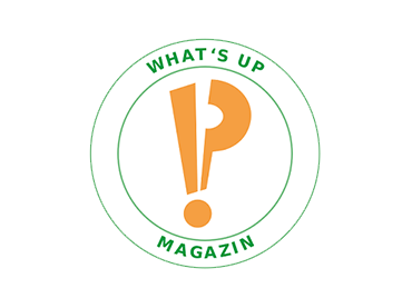 What's Up!? Magazin (Interner Link: weitere Informationen)